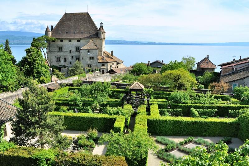 Excursion chez nos voisins Suisses