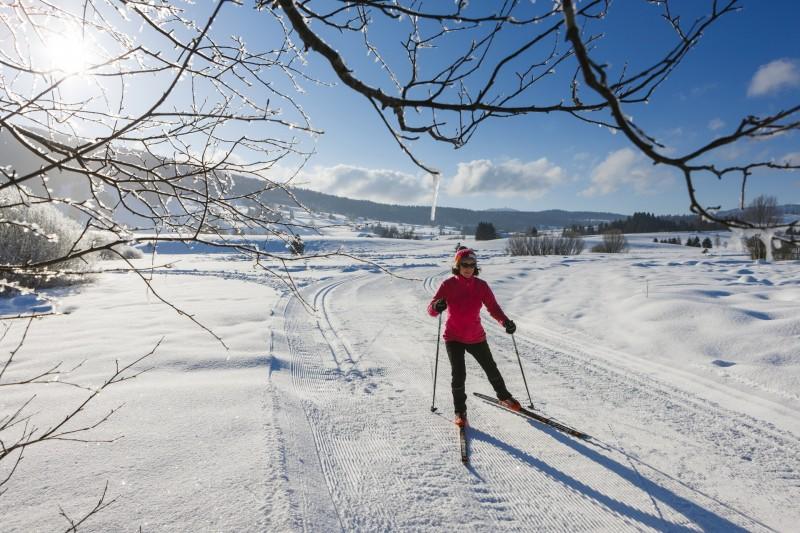 Tarifs nordique: forfaits et encadrement