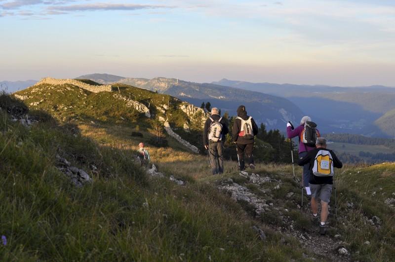 randonnée Jura