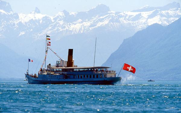 bateau yvoire