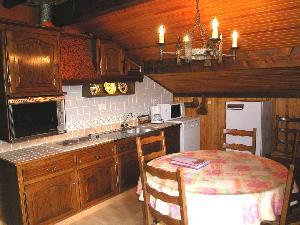 apt les tuffes rousses 4pers2 appartement dans chalet ou maison. Black Bedroom Furniture Sets. Home Design Ideas