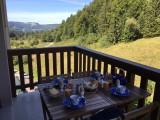 Appartement - Vacances - Les Rousses - Balcon - Jura - Nature