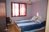 Appartement - chambre - Station des Rousses - Jura - Vacances
