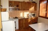 Appartement - cuisine - Station des Rousses - Jura - Vacances