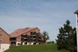 Résidence - Extérieur été - Vacances - Station des Rousses - Jura