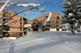 Résidence les Adraits  -Extérieur hiver  - Vacances - Station des Rousses - Jura