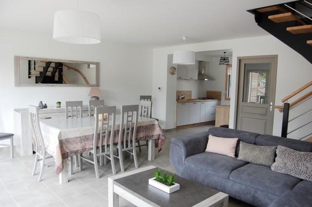 Location-Vacances-Appartement-Jura-Bois d'Amont-Station des Rousses