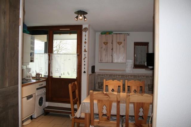 Appartement - Séjour - Vacances - Station des Rousses - Jura