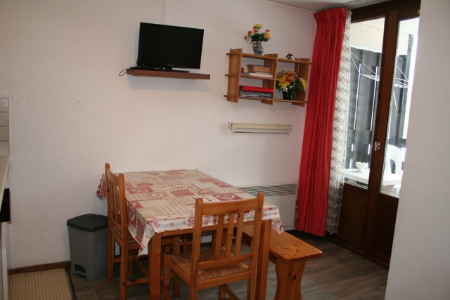 Studio - Appartement - Vacances - Station des Rousses - Jura