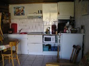 station les Rousses - appartement - montagne - Lamoura - pièce à vivre