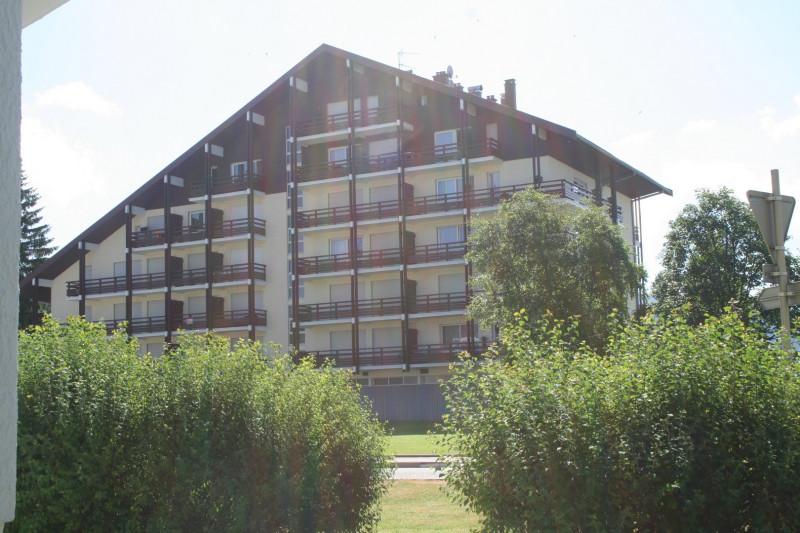 Location-Vacances-Appartement-Les Rousses-Jura-Station des Rousses