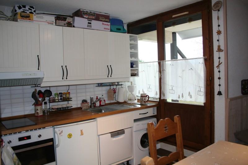 Appartement - Cuisine - Vacances - Station des Rousses - Jura