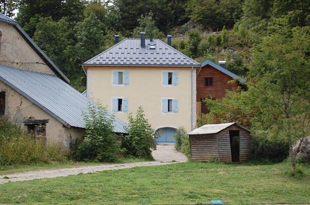 Location de vacances - Maison - Vacances - Station des Rousses - Jura - Lamoura